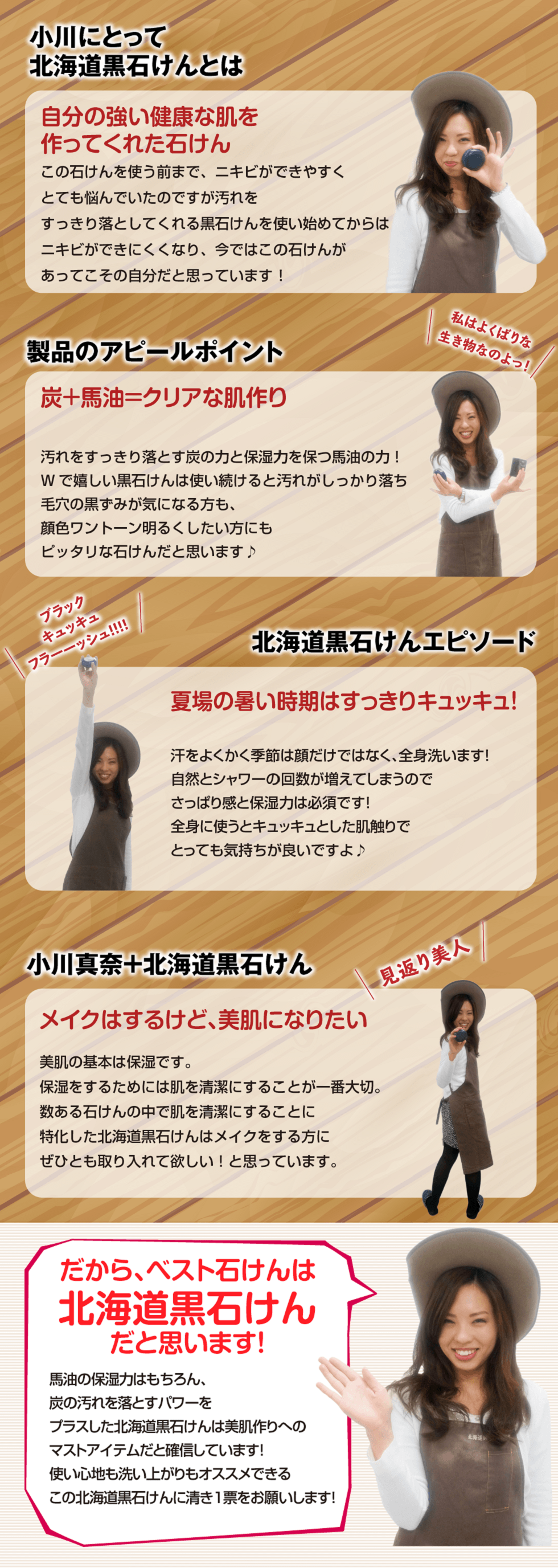ベスト石鹸アワード エントリーNO.2